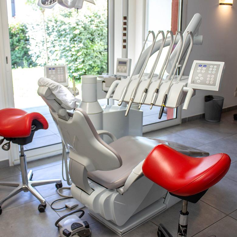 Cabinet dentaire à Aix-en-Provence du dentiste Dr Philippe Coquet
